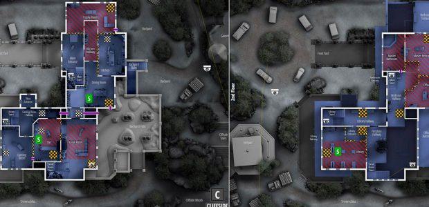 Rainbow Six Siege – Consigli e mappe
