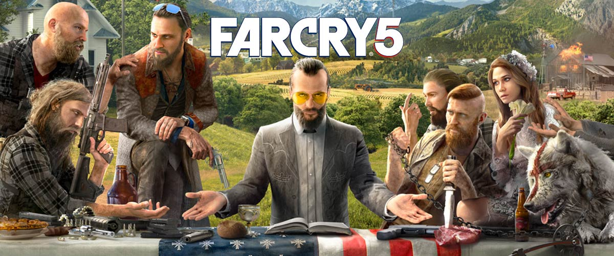 Far Cry 5 – Ottima partenza su Steam
