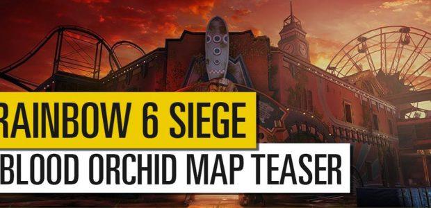 Rainbow Six Siege – La nuova mappa per Blood Orchid