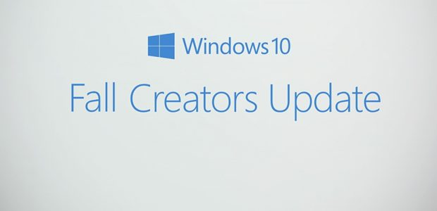 Windows 10 – Disponibile il Fall Creators Update