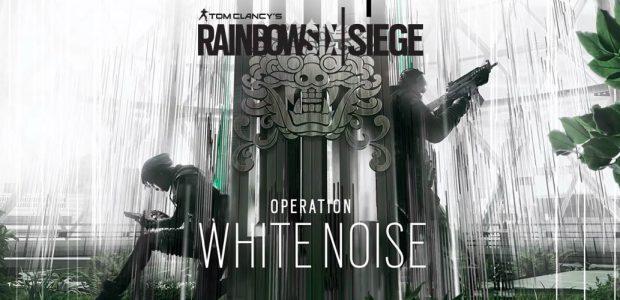 Rainbow Six Siege – Operazione White Noise per la nuova stagione