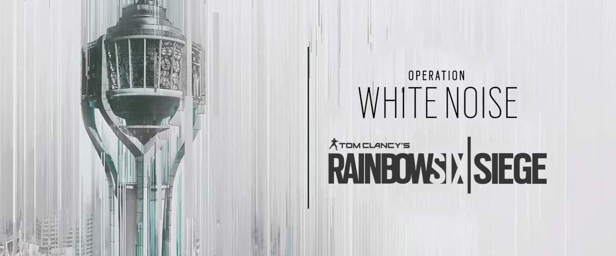 Rainbow Six Siege – Manutenzione dei Server 5 Dicembre 2017 per Op. White Noise