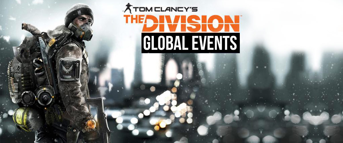 The Division – Evento Globale 3