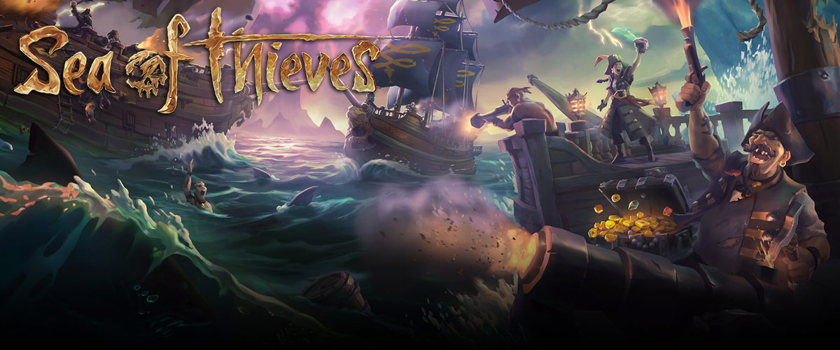 Sea of Thieves – Partecipa alla Final Beta (aperta a tutti)