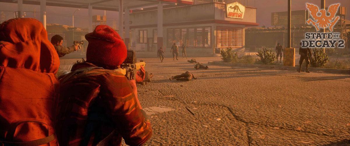 State of Decay 2 – Uscita a Maggio e primo Gameplay (esclusiva IGN)