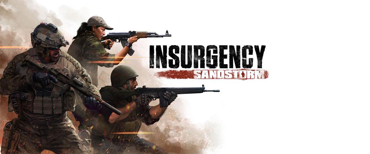Insurgency: Sandstorm – Presente alla Gamescom 2018