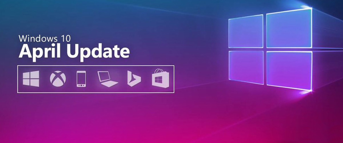 Windows 10 – L'aggiornamento cumulativo si chiama April 2018 Update ed è già disponibile