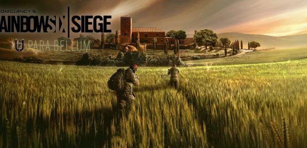 Rainbow Six Siege – Le forze speciali con Operazione Para Bellum