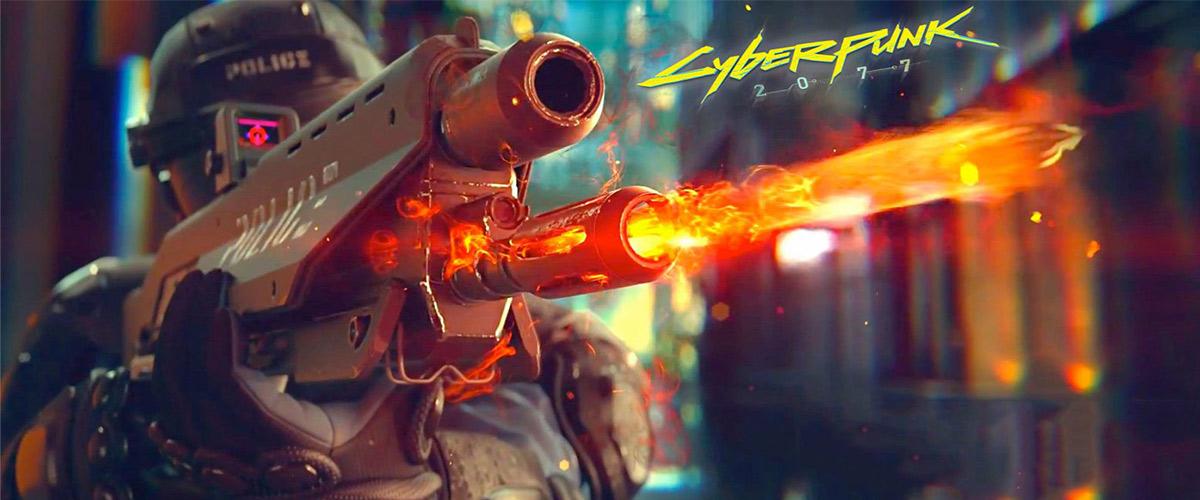 Cyberpunk 2077 – il primo gameplay