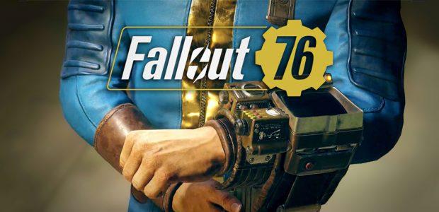 Fallout 76 – Il Trailer Ufficiale e la presentazione E3 2018