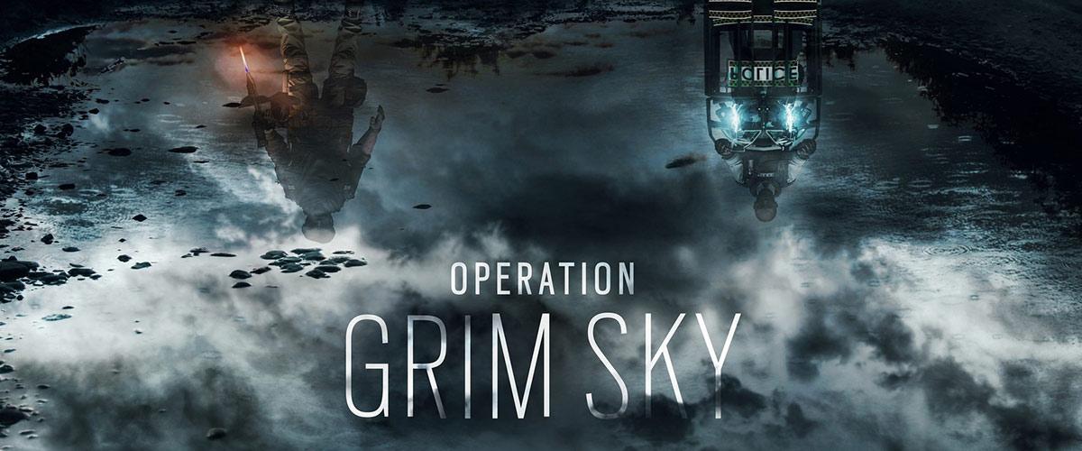 Rainbow Six Siege – Operazione Grim Sky