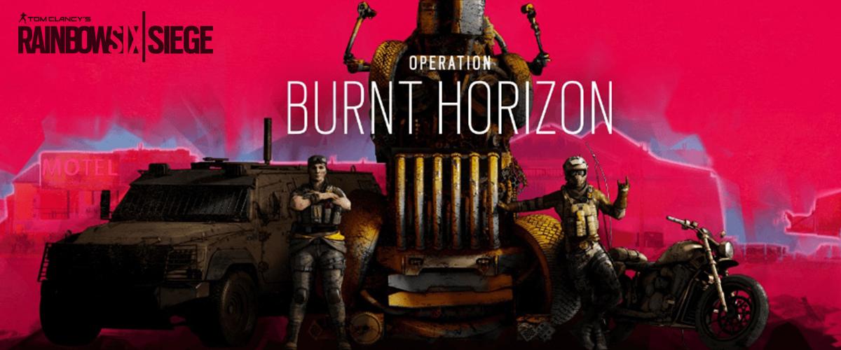 Rainbow Six Siege – Nuova mappa Outback e Operazione Burnt Horizon
