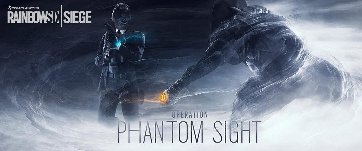Rainbow Six Siege – Operazione Phantom Sight (Stagione 2, Anno 4)